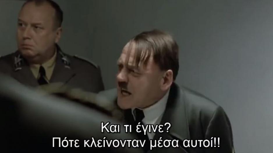 Viral βίντεο για τον κορωνοϊό: Εξαλλος ο Χίτλερ με τους Eλληνες που μένουν σπίτι -Υπακούν τον Τσιόδρα και τον Χαρδαλιά, ανήκουστο! (video) - Φωτογραφία 1