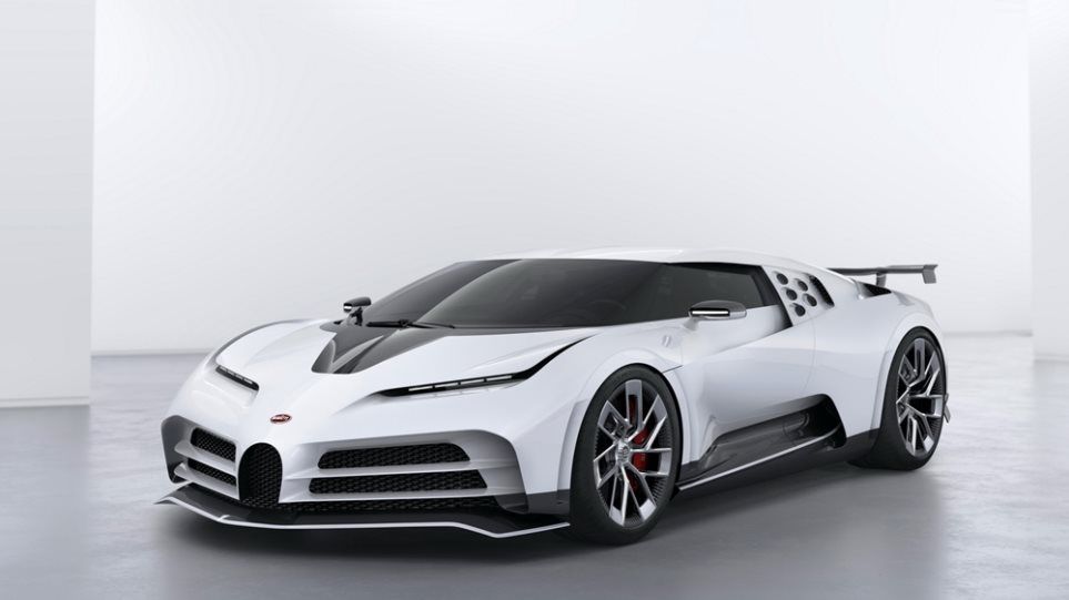 Ronaldo αγόρασε και την Bugatti Centodieci; - Φωτογραφία 1
