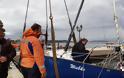 Επιχείρηση ανέλκυσης βυθισμένου σκάφους από το λιμάνι της ΒΟΝΙΤΣΑΣ, με πρωτοβουλία του Δημοτικού Λιμενικού Ταμείου! - Φωτογραφία 2