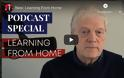 Sir Ken Robinson: New. Learning From Home