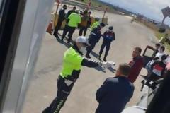 Τουρκία: Έλληνας οδηγός βιντεοσκοπεί τα μπλόκα θερμομέτρησης