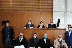Εφετείο της Αθήνας - Δίκη με 200 μάρτυρες εν μέσω πανδημίας