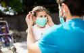 Τσιόδρας: Τα παιδιά προσβάλλονται λιγότερο, νοσούν ελαφρύτερα και μεταδίδουν ελάχιστα τον κορωνοϊό στους ενήλικες