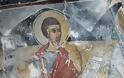 Οι τοιχογραφίες του Αγίου Χριστοφόρου Μαχαιράς