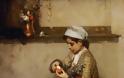 «Το ωόν του Πάσχα»: Ενας άγνωστος πίνακας του Νικηφόρου Λύτρα