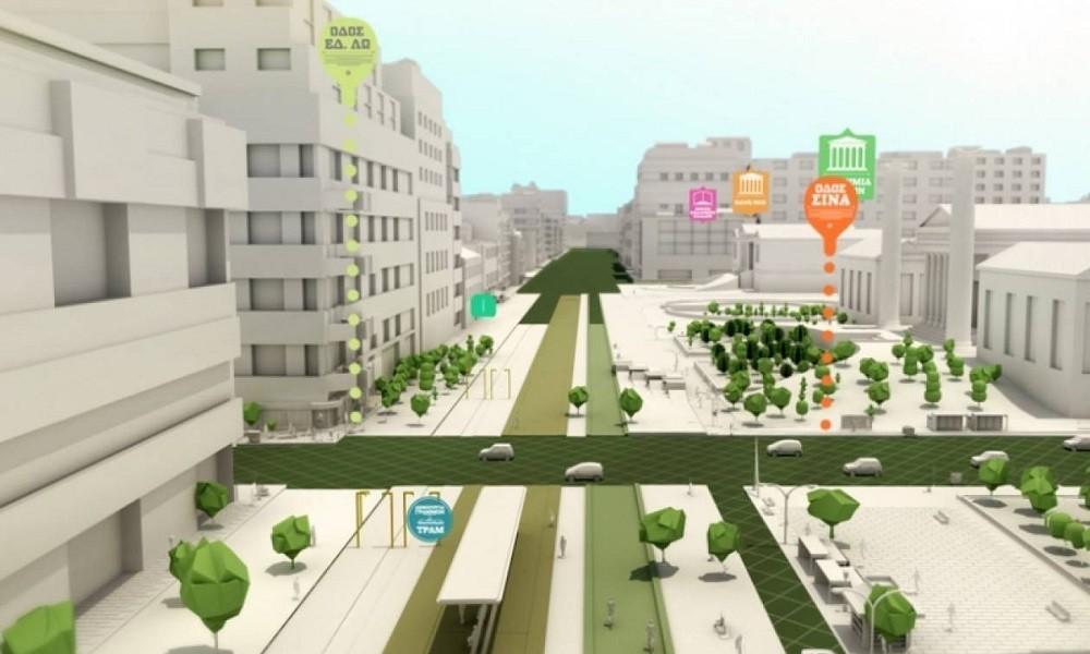 Πεζοδρομείται το κέντρο της Αθήνας, μισές λωρίδες κυκλοφορίας! - Φωτογραφία 1