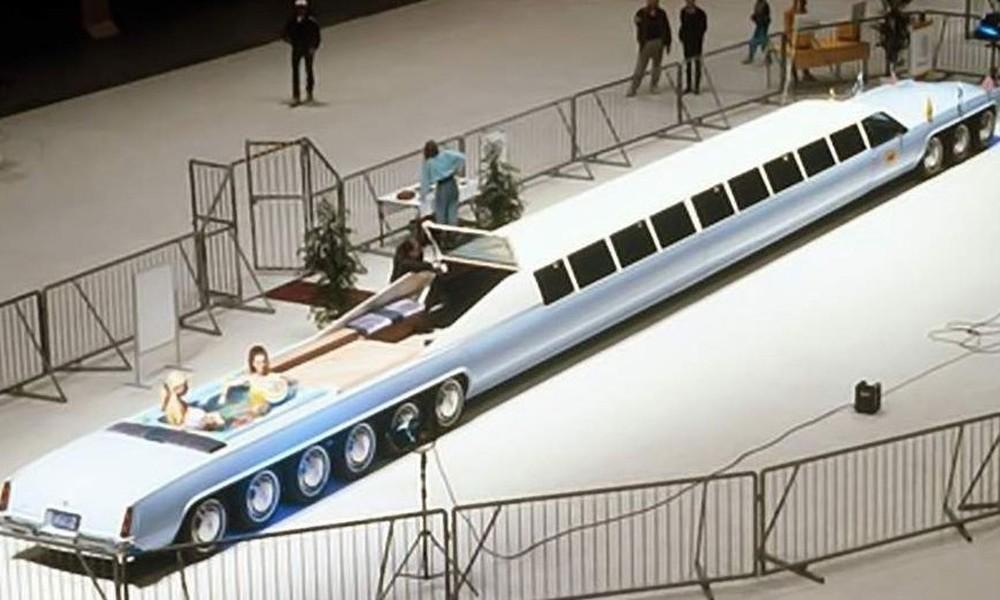 Δεύτερη ευκαιρία για το μακρύτερο αυτοκίνητο στον κόσμο - Φωτογραφία 3