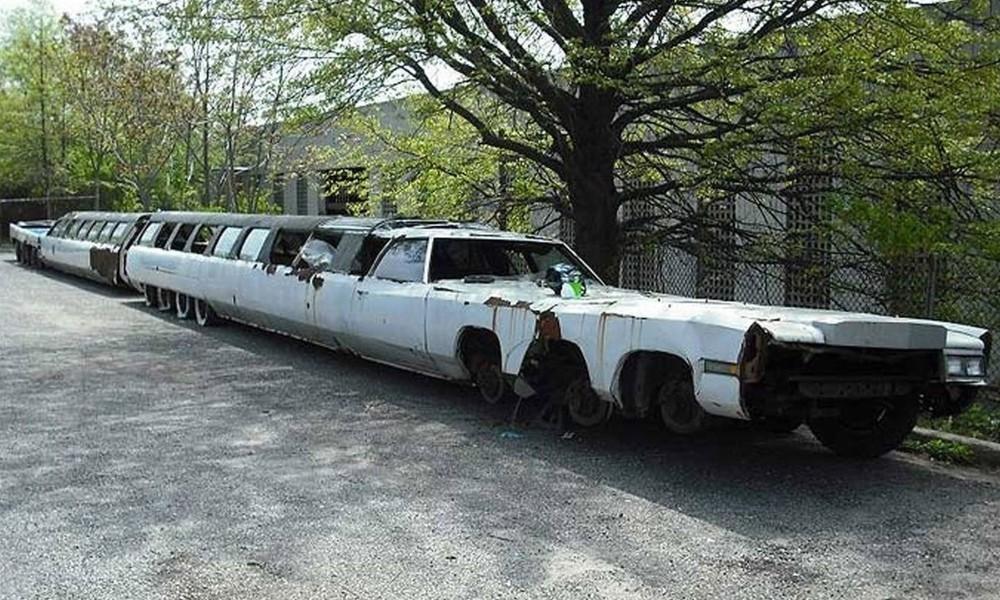 Δεύτερη ευκαιρία για το μακρύτερο αυτοκίνητο στον κόσμο - Φωτογραφία 4