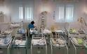 Εγκλωβισμένα στην Ουκρανία 100 και πλέον μωράκια