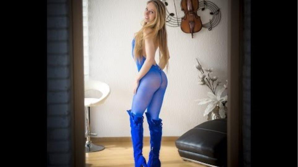 Βερόνα βαν ντε Λερ: Το αστέρι της ενόργανης που έγινε πορνοστάρ - Φωτογραφία 4
