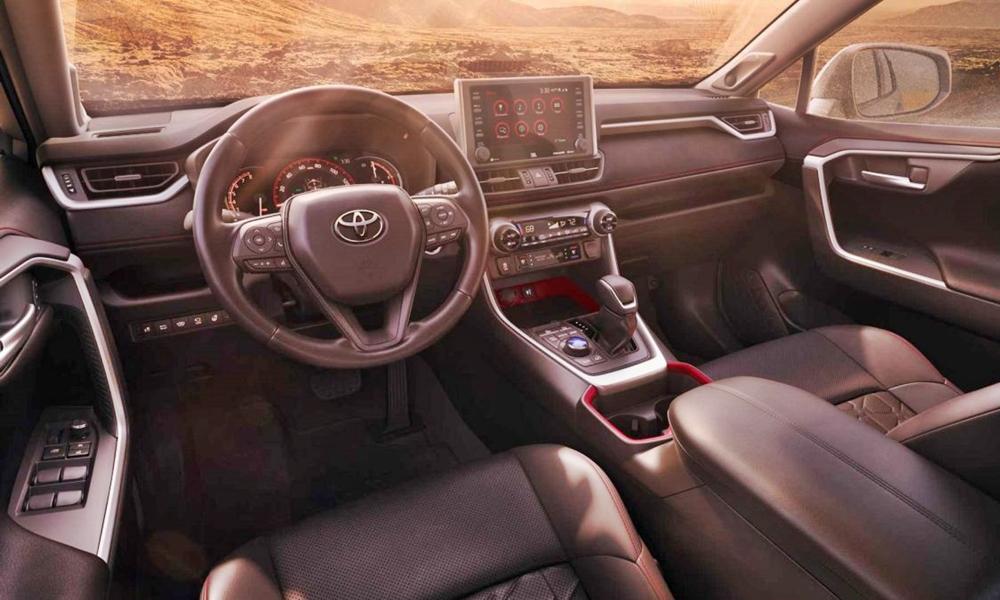 Toyota RAV4 TRD Off-Road - Φωτογραφία 2