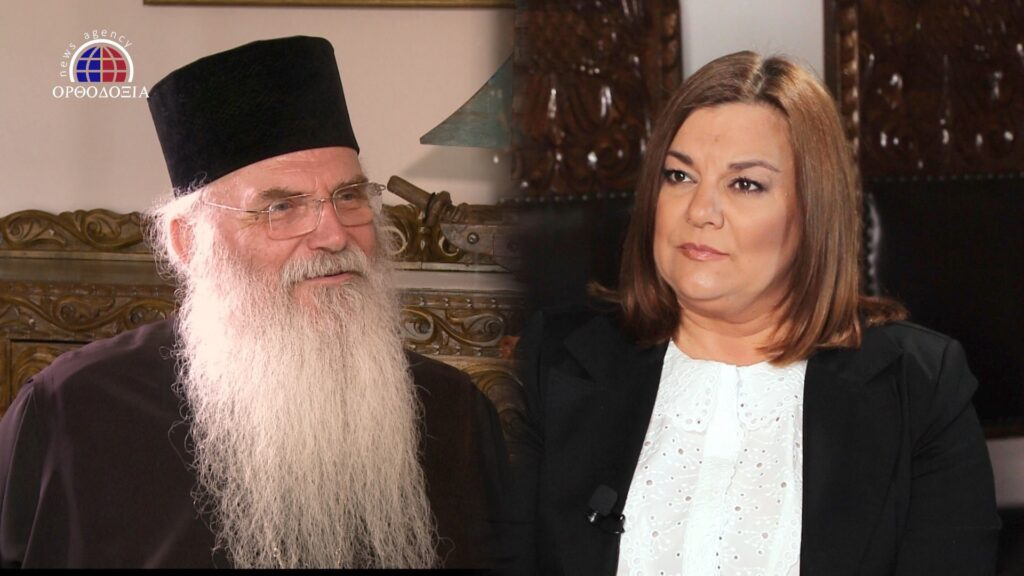ΣΥΝΕΝΤΕΥΞΗ Μητροπολίτη Μεσογαίας κ. Νικόλαου: «Ως Εκκλησία έχουμε εμείς το μυστικό. Η γνώση, η δύναμη, η επιστήμη και η τεχνολογία ταπεινώνεται» - Φωτογραφία 1