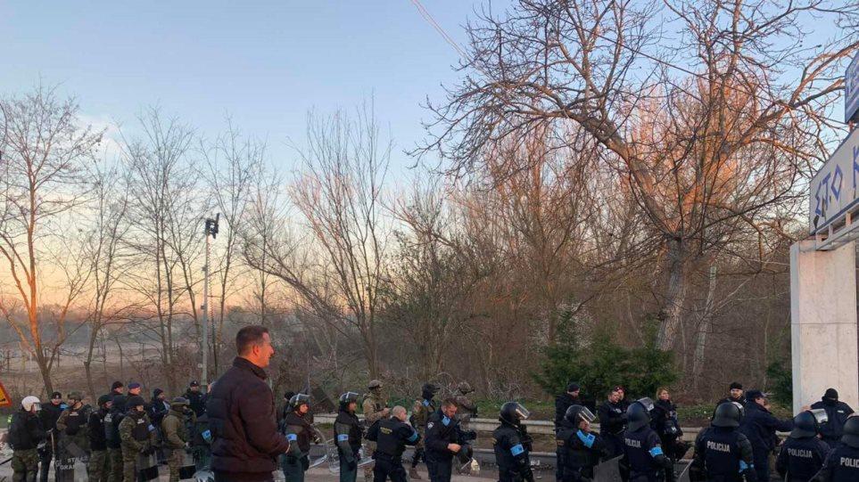 Έβρος: Διαμαρτυρία Βερολίνου στην Άγκυρα για τους πυροβολισμούς Τούρκων κατά περιπόλου της FRONTEX - Φωτογραφία 1