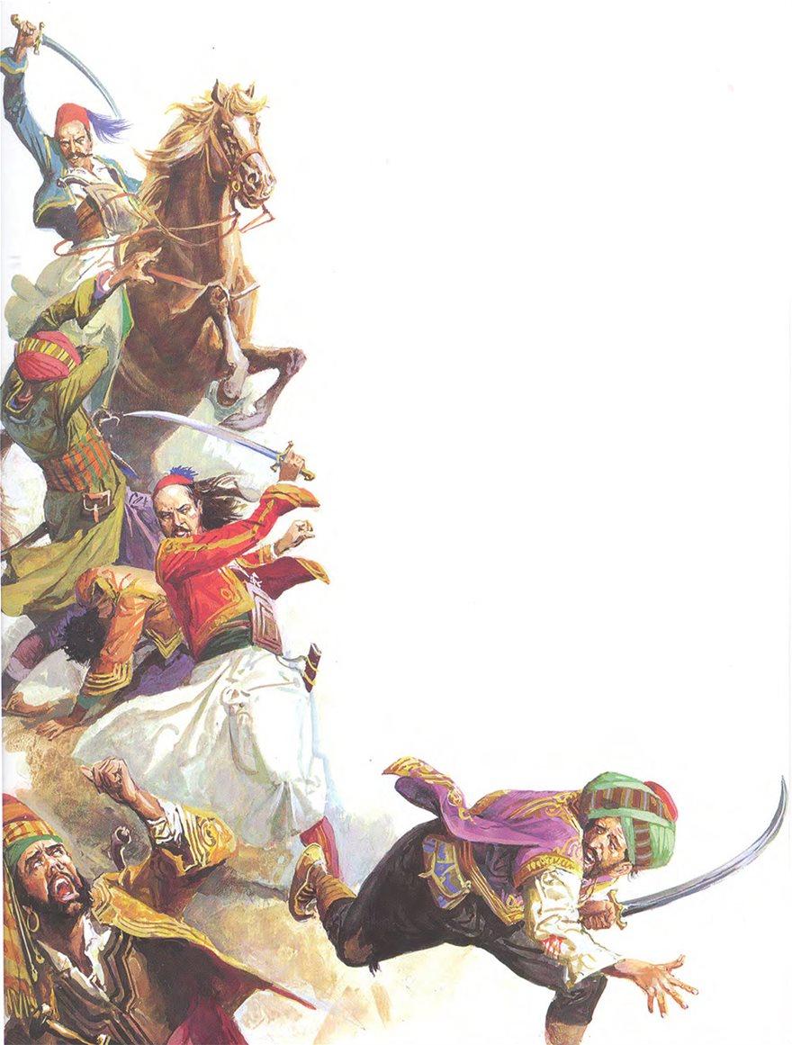 Η μάχη των Δολιανών: Πώς ο Νικηταράς πήρε το προσωνύμιο «Τουρκοφάγος» - Φωτογραφία 3