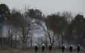 Θωρακίζεται ο Έβρος: 14 διμοιρίες ΜΑΤ και 125 αστυνομικοί εν όψει νέας μαζικής εισόδου μεταναστών