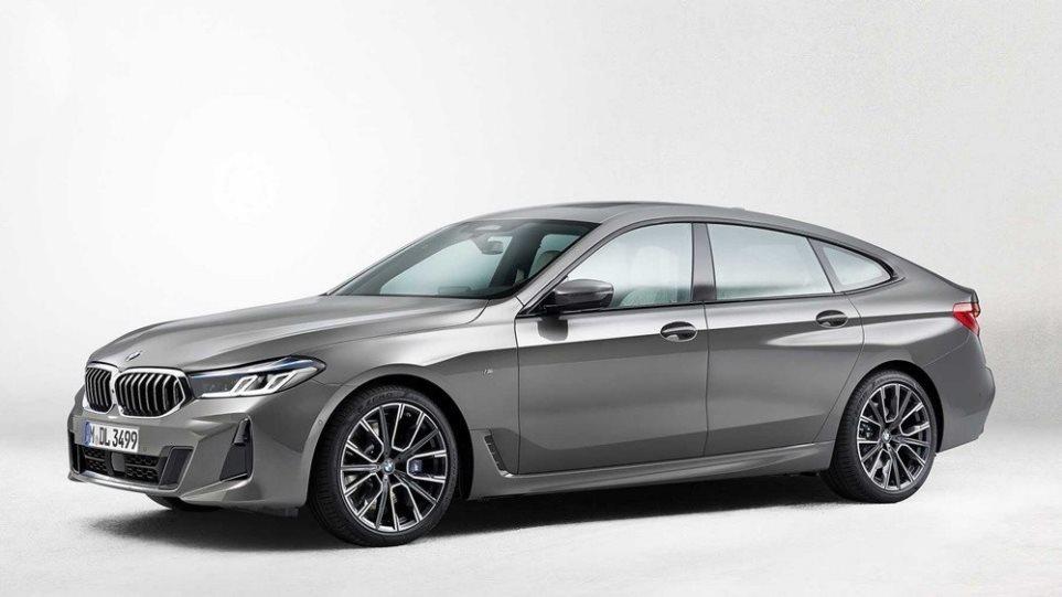 BMW 6 Gran Turismo - Φωτογραφία 1