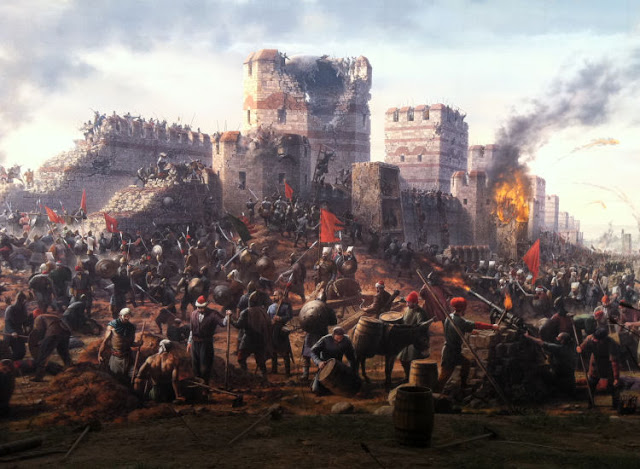 29 Μαΐου 1453: Σαν σήμερα η Άλωση της Κωνσταντινούπολης - Φωτογραφία 1