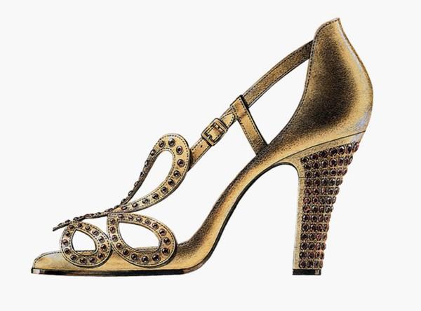 Ο Roger Vivier επαναλανσάρει τα παπούτσια που φορούσε η Βασίλισσα Ελισάβετ - Φωτογραφία 3