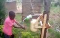 Πιτσιρικάς στην Κένυα πήρε βραβείο για την εφεύρεσή του κατά της εξάπλωσης του κορονοϊού