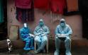 Κοροναϊός : Πουθενά στην Ευρώπη δεν υπάρχει «ανοσία αγέλης» στον κοροναϊό