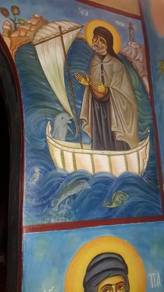 Παρεκκλήσι αφιερωμένο στους Κέλτες Αγίους - Φωτογραφία 2