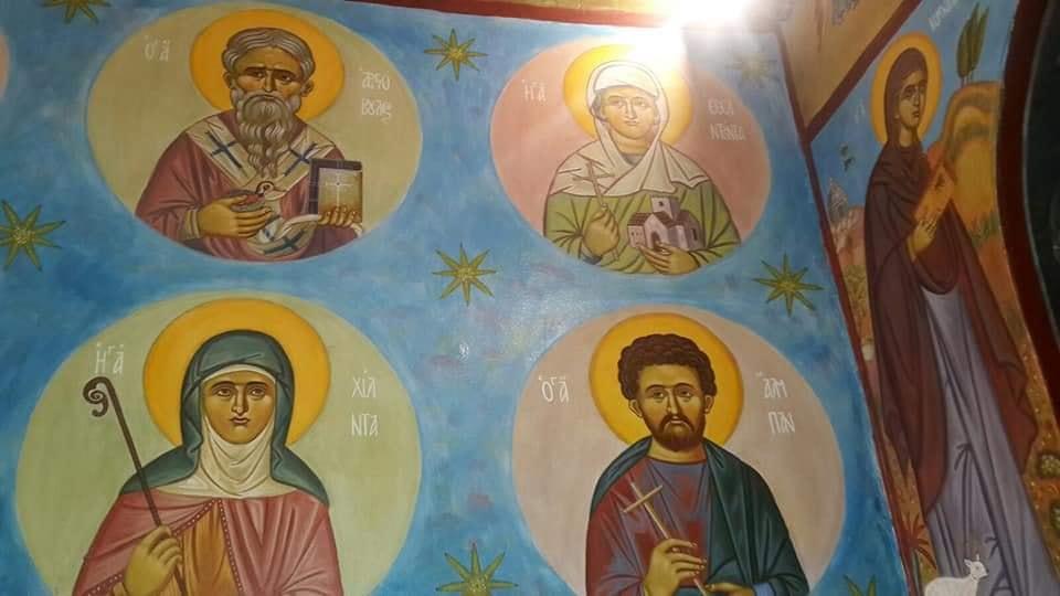 Παρεκκλήσι αφιερωμένο στους Κέλτες Αγίους - Φωτογραφία 3