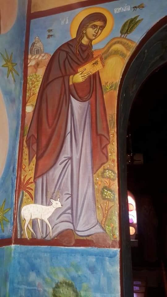 Παρεκκλήσι αφιερωμένο στους Κέλτες Αγίους - Φωτογραφία 5