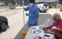 Περισσότεροι από 100 άνθρωποι εξετάστηκαν στην Ξάνθη στα «drive through testing» του ΕΟΔΥ - Φωτογραφία 3
