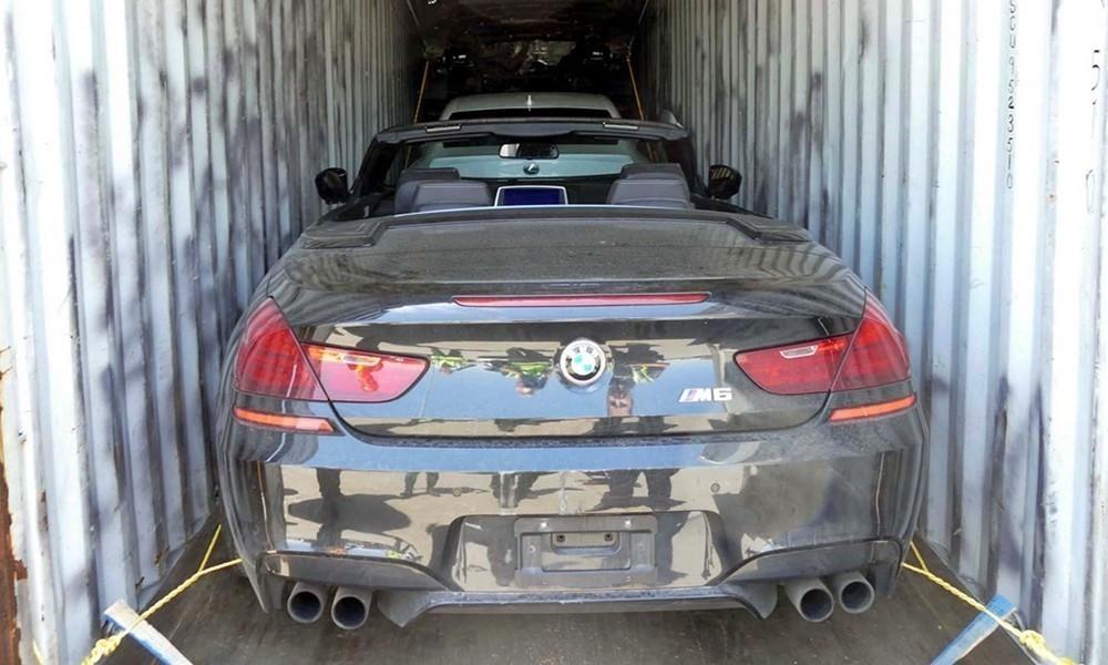 Κλεμμένα αυτοκίνητα με προορισμό την Τουρκία βρέθηκαν στην Ιταλία - Φωτογραφία 1