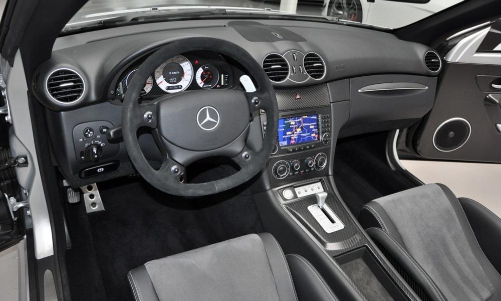 Mercedes CLK DTM AMG Carbiolet - Φωτογραφία 2