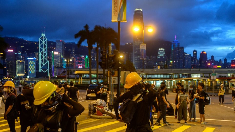 Νόμο - απάντηση στις διαδηλώσεις του Χονγκ Κονγκ ψήφισε η βουλή της Κίνας - Φωτογραφία 1