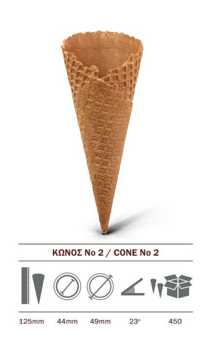 Χωνάκια παγωτού,Κύπελλα παγωτού,Κώνοι ζαχάρεως! (ΑΠΟΣΤΟΛΕΣ ΣΕ ΟΛΗ ΤΗΝ ΕΛΛΑΔΑ) - Φωτογραφία 3
