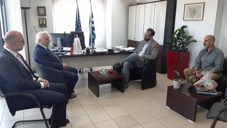 Τρεις πυλώνες συνεργασίας της Περιφέρειας Δυτικής Ελλάδας με τον Ε.Ε.Σ. - Φωτογραφία 2