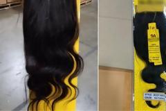 Κατάσχεσαν 13 τόνους περούκες από μαλλιά κρατουμένων στην Κίνα