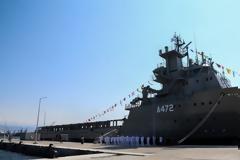 Στον στόλο του Πολεμικού Ναυτικού το πλοίο «Ηρακλής»