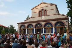 Αγία Κυριακή: Το γυναικείο μοναστήρι στην Ημαθία (φωτογραφίες)