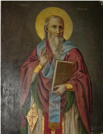 Αφιέρωμα στον Άγιο  Βλάσιο τον Ακαρνάνα. -Γράφει ο καθηγητής Χρήστος Γερ. Σιάσος - Φωτογραφία 1