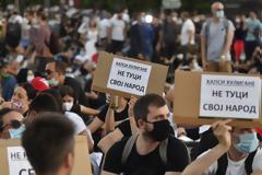 Βαλκάνια: Ανησυχία για τις εξάρσεις σε Σερβία, Ρουμανία και άλλες χώρες της περιοχής