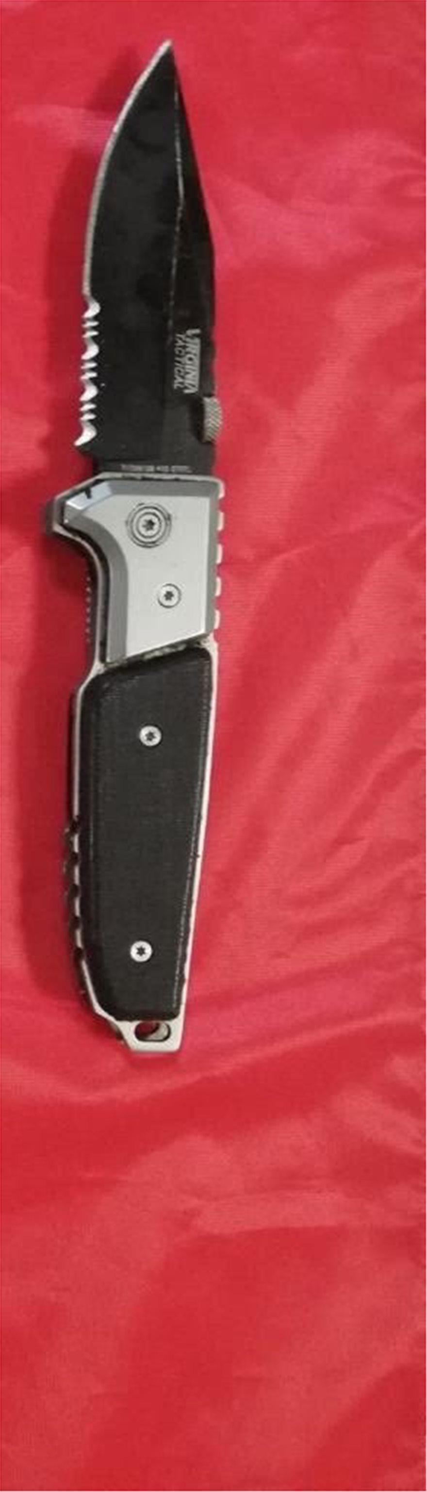 Στα χέρια της αστυνομίας 35χρονος που είχε στην τσάντα του μαχαίρι 10 εκατοστών - Φωτογραφία 2