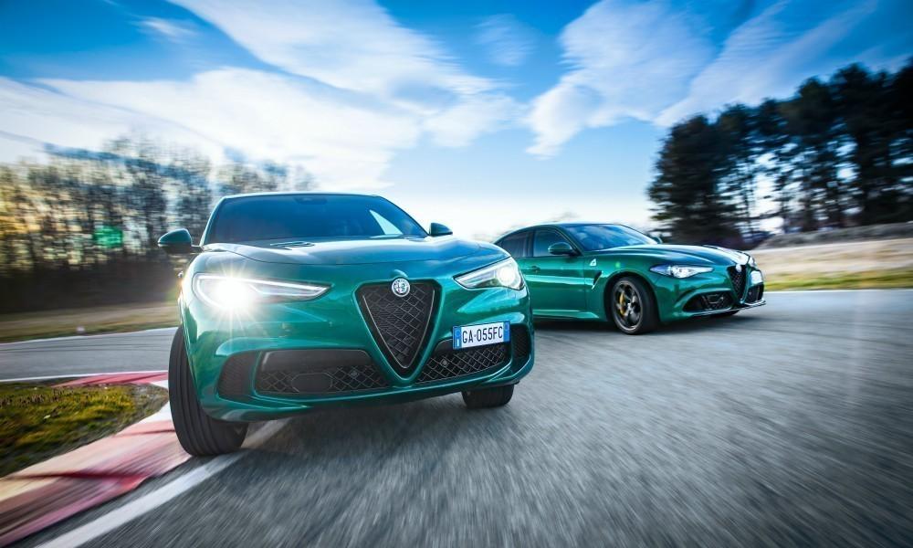 Alfa Romeo Giulia Quadrifoglio - Stelvio Quadrifoglio - Φωτογραφία 3