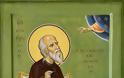 Η νέα εικόνα του Οσίου Σωφρονἰου του Ἐσσεξ, έργο του αρχιμανδρίτη Αμβροσίου Γκορελώβ