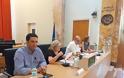 Σύσκεψη της Δ/νσης Τοπικής Οικονομικής Ανάπτυξης του Δήμου Αγρινίου.