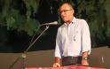 Ομιλία στον Αστακό του Νίκου Παπαναστάση, βουλευτή ΚΚΕ