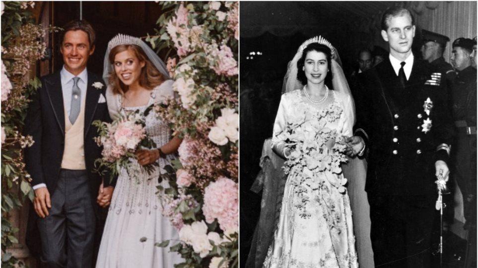 Πριγκίπισσα Βεατρίκη: Οι πρώτες φωτογραφίες του μυστικού γάμου της - Φωτογραφία 1