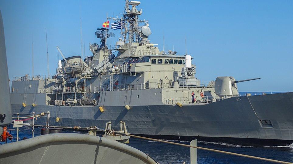 Καστελόριζο-Θερμό επεισόδιο: Το ελληνικό «θαλάσσιο τείχος» συνέβαλε στην απόσυρση των τουρκικών πολεμικών πλοίων - Φωτογραφία 1