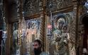 13573 – Ο εορτασμός της Παναγίας της Τριχερούσας στο Χιλιανδάρι (φωτογραφίες) - Φωτογραφία 21