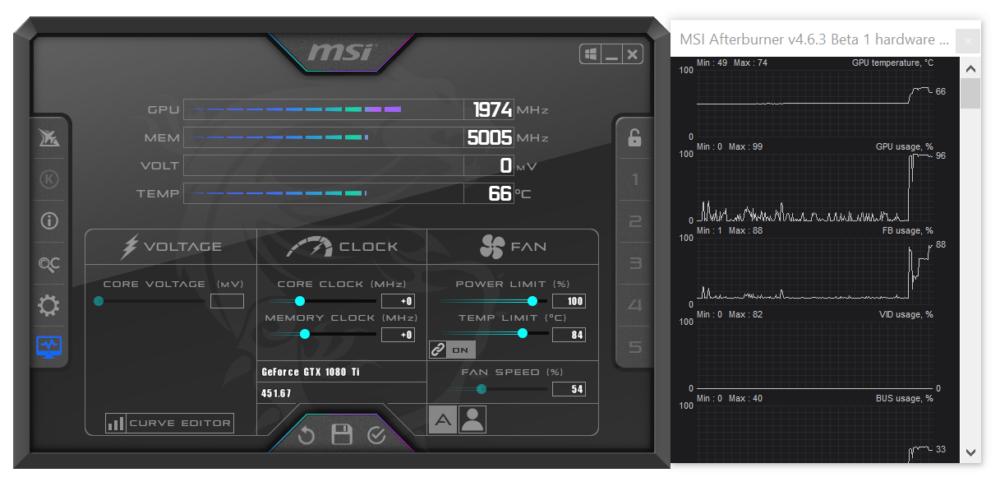 Η νέα έκδοση του δημοφιλούς λογισμικού MSI AFTERBURNER - Φωτογραφία 1