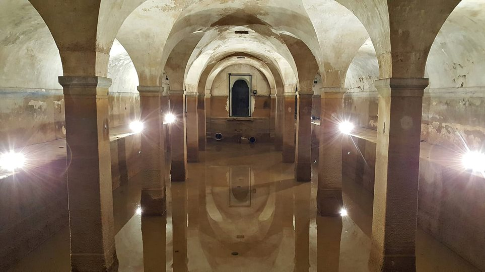 Αδριάνειο Υδραγωγείο: Συνεχίζει να λειτουργεί 1880 χρόνια μετά την κατασκευή του - Φωτογραφία 1
