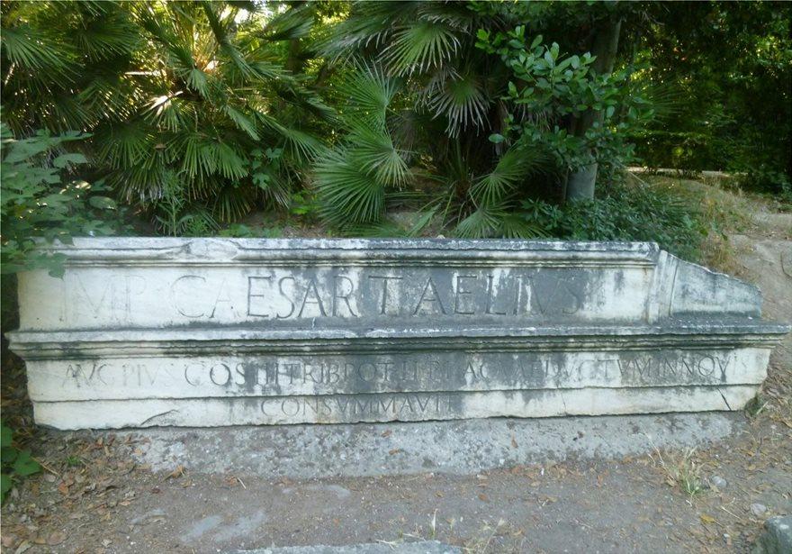 Αδριάνειο Υδραγωγείο: Συνεχίζει να λειτουργεί 1880 χρόνια μετά την κατασκευή του - Φωτογραφία 9