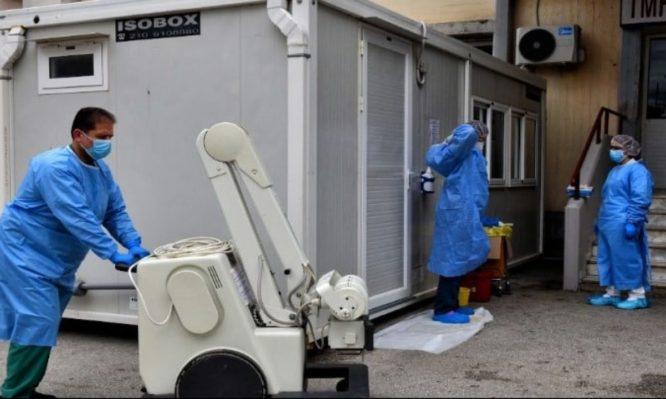 Κορωνοϊός: Επανέρχονται τα μέτρα και τα ISOBOX του περασμένου Φεβρουαρίου στα Δημόσια Νοσοκομεία - Φωτογραφία 1
